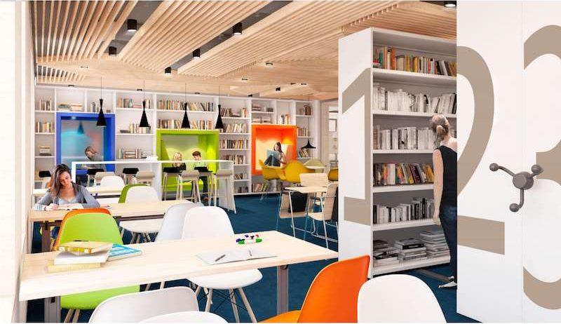 Реконструкция здания Школы перспективных исследований выходит на финишную прямую