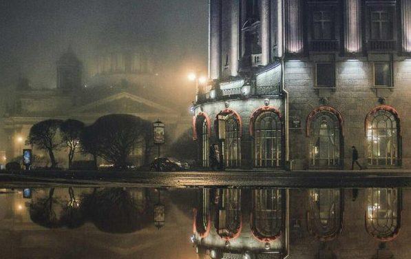 «Город как текст»: Санкт-Петербург, 16-26 октября