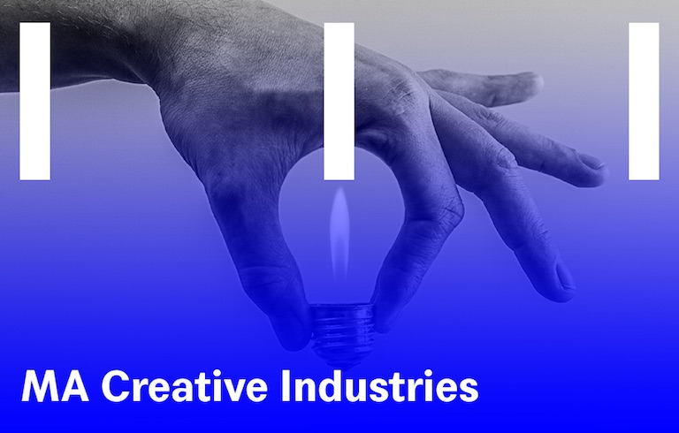 Creative Industries Master's Programme