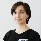 Shakhlo Makhmudova<small> /&nbsp;Coworking Manager</small>