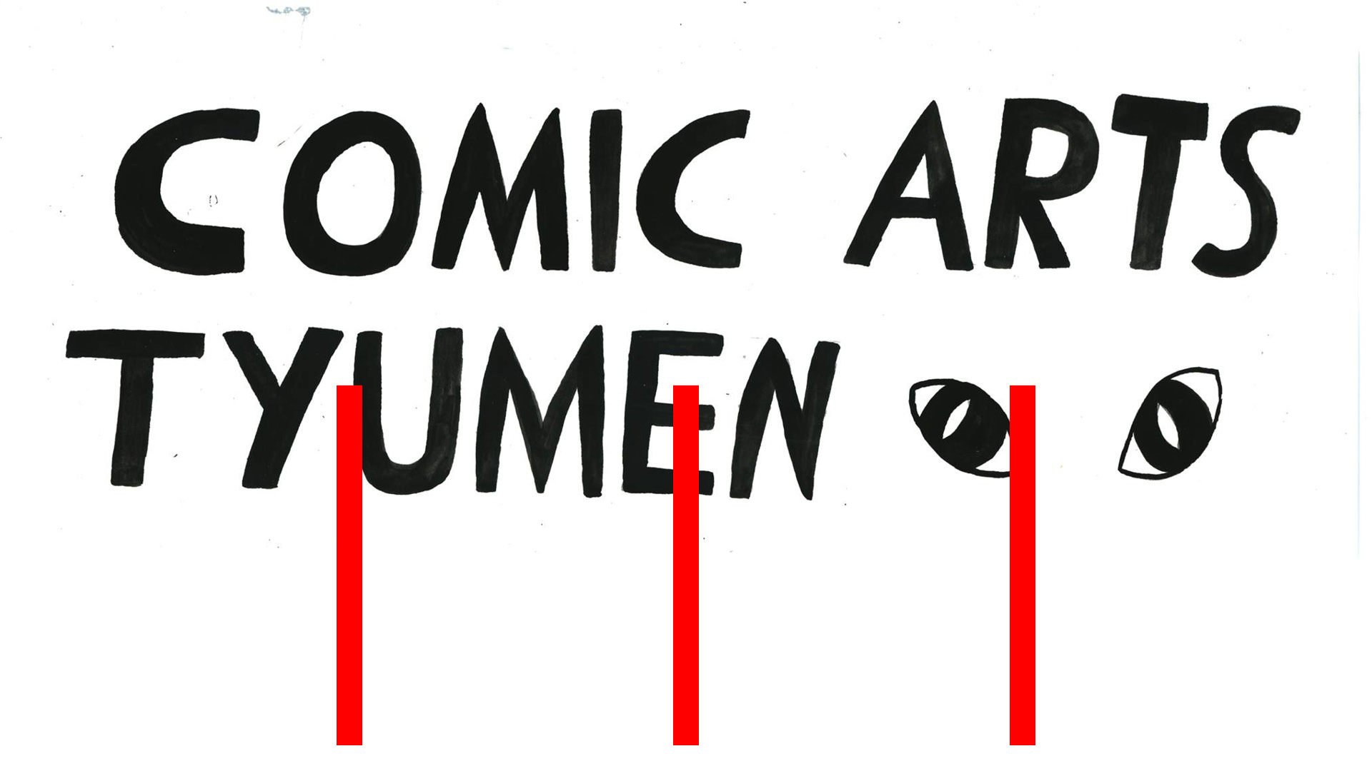 Comic Arts Tyumen 2019