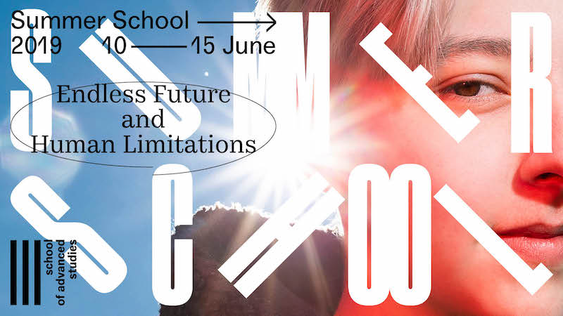 "Summer School — 2019, ""Endless futures and human limitations"""